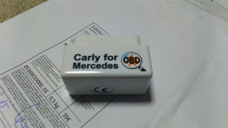 carly android bluetooth adapter for mercedes c. Black Bedroom Furniture Sets. Home Design Ideas