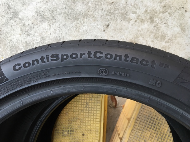 Continental Sport Contact 5P MO 255/40ZR20