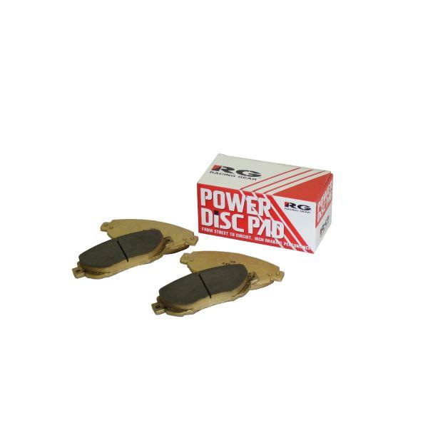 RACING GEAR POWER DISC BRAKE PAD 80R