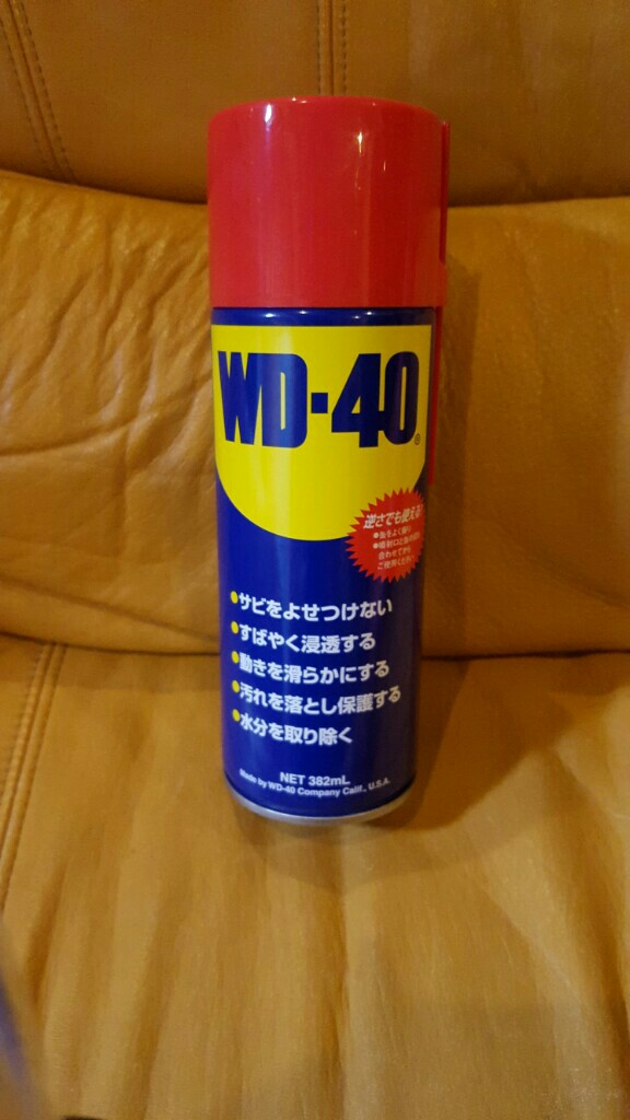 WD-40 油 WD-40