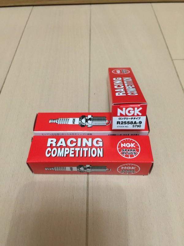 NGK / 日本特殊陶業 RACING COMPETITION R2558A-9