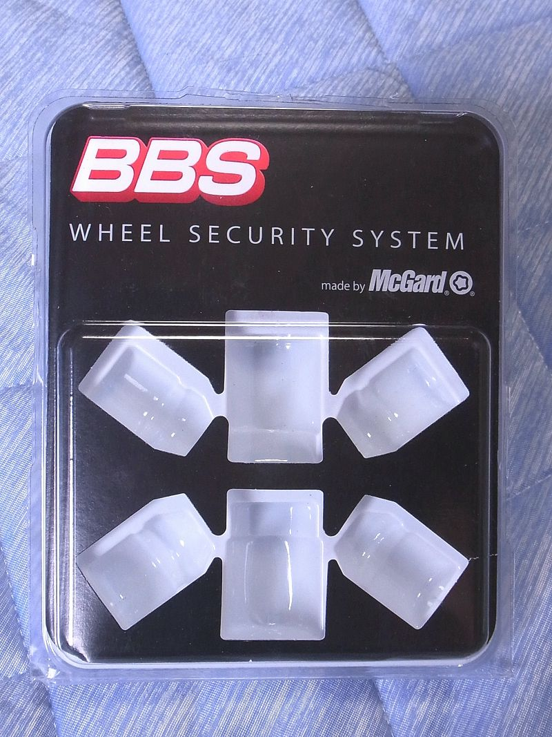 BBS WHEEL SECURITY SYSTEM