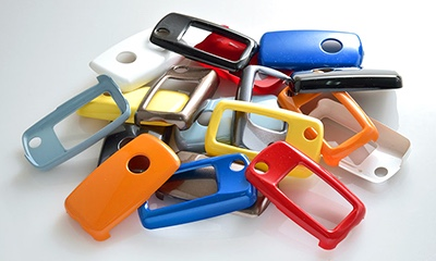 m+  m+ Decolative Key cover for Volkswagen Classic Line