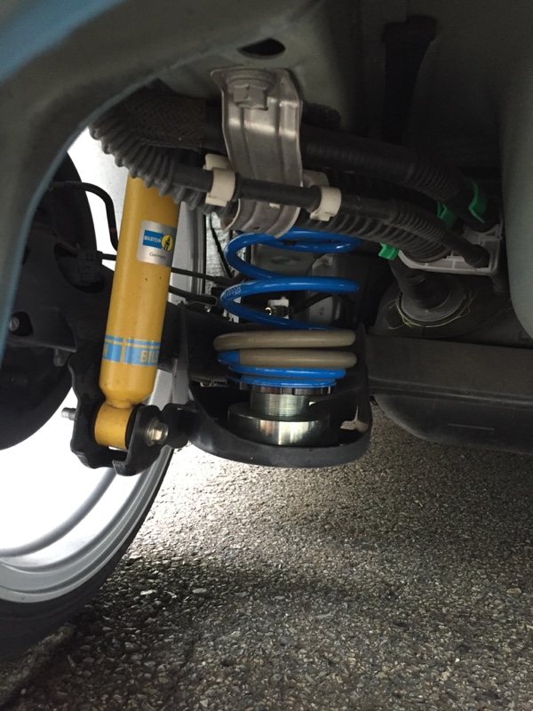 BILSTEIN Performance-Kit