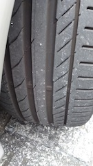 Continental ContiSportContact ContiSportContact 5 225/45R17