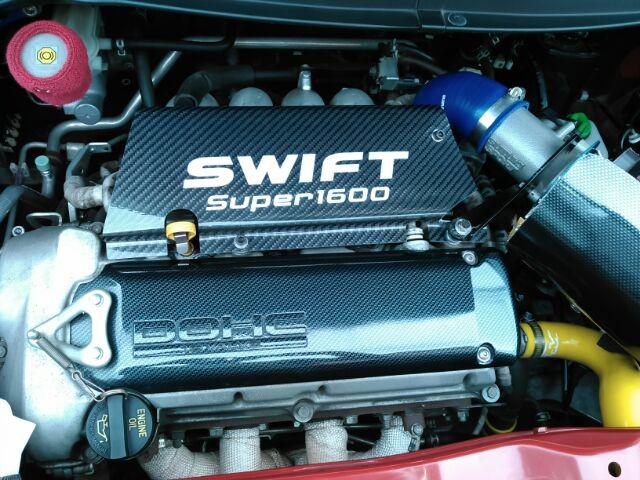 L'aunsport SWIFT  super 1600