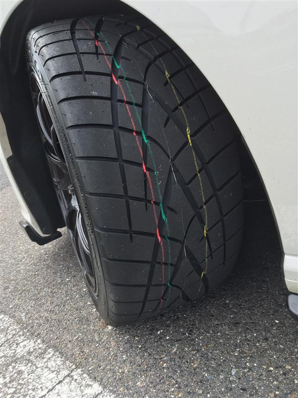 TOYO TIRES PROXES PROXES R1R 245/40ZR17