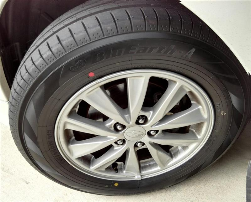 YOKOHAMA BluEarth-A AE50 195/65R15