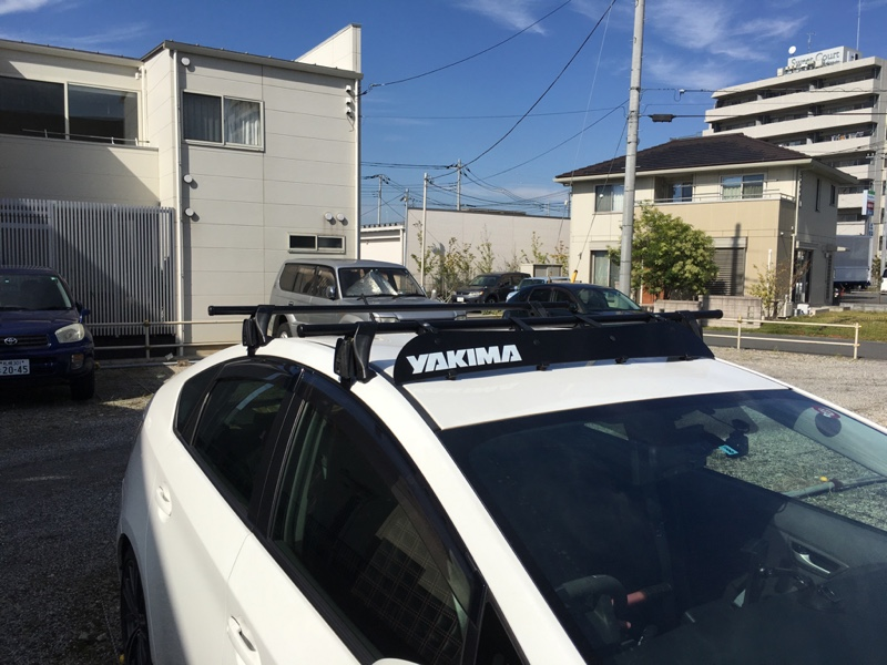 YAKIMA Base Rack Systems