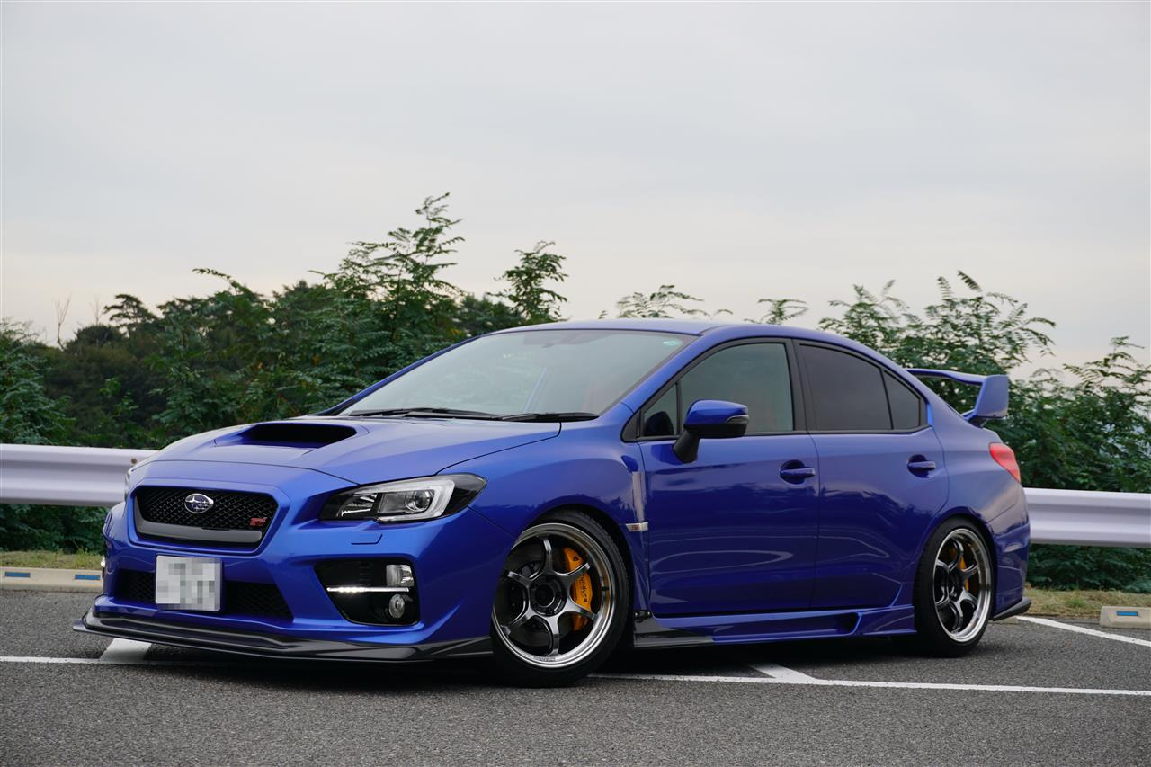VARIS WRX_ARISING-I / Ⅱ MIX_フルエアロ