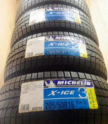 MICHELIN X-ICE X-ICE XI 3 205/50R16