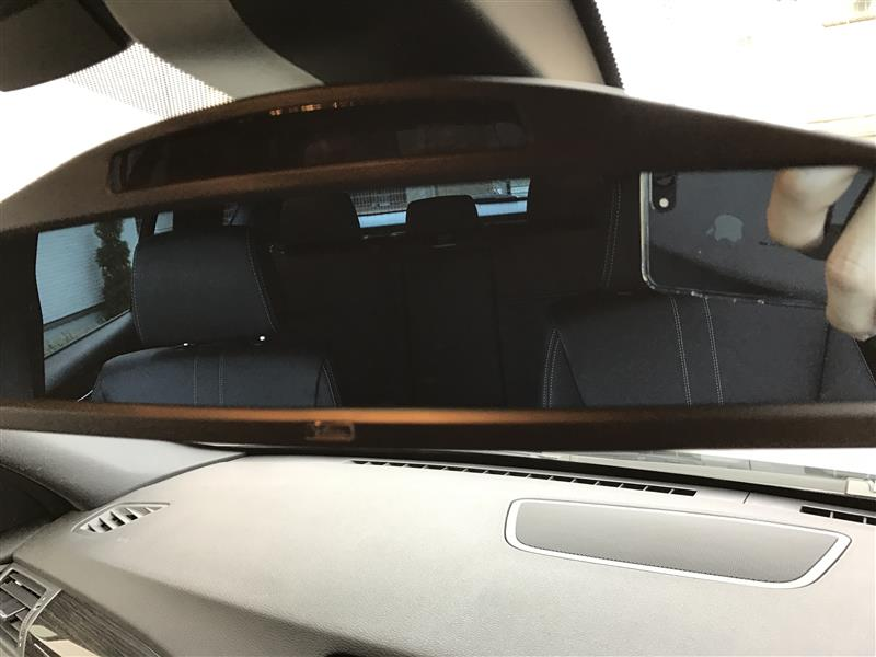Studie Studie Wide Angle RrarViewMirror for BMW