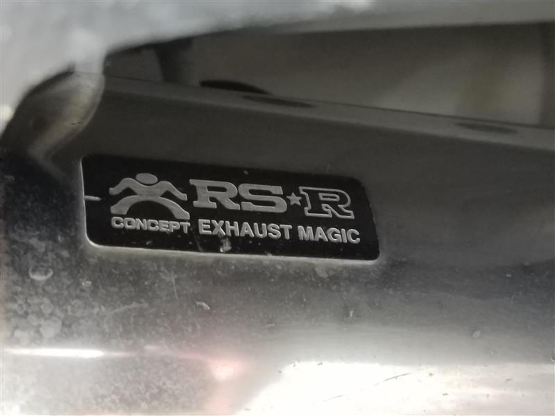 RS★R EXHAUST MAGIC