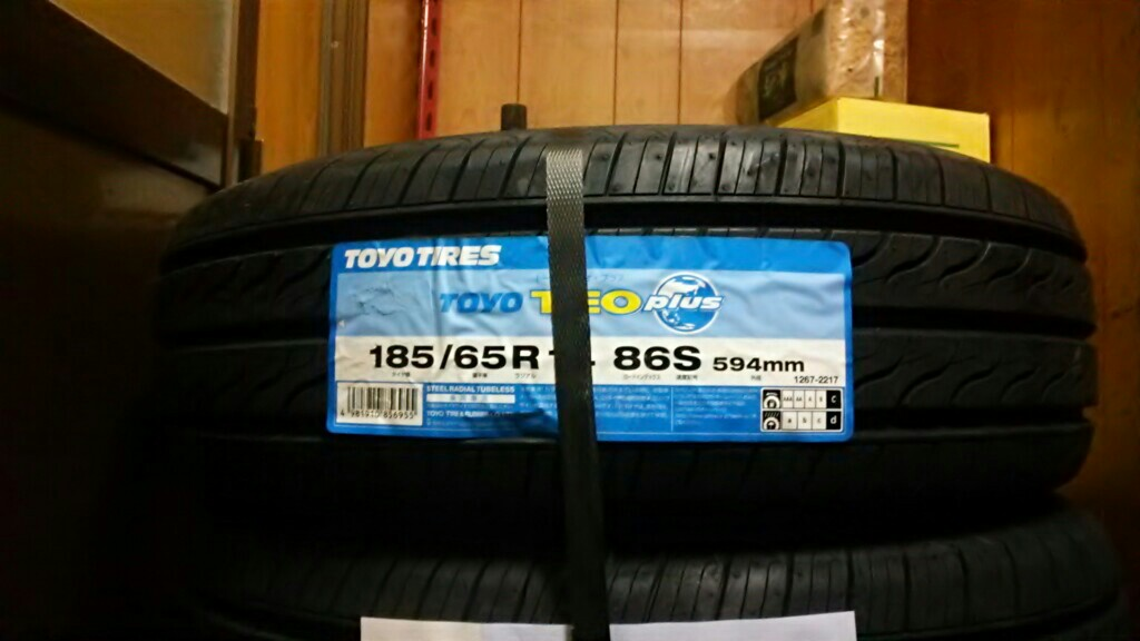 TOYO TIRES TEO PLUS