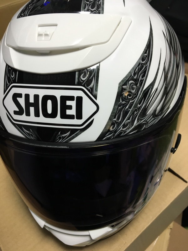 SHOEI QUEST ASCEND