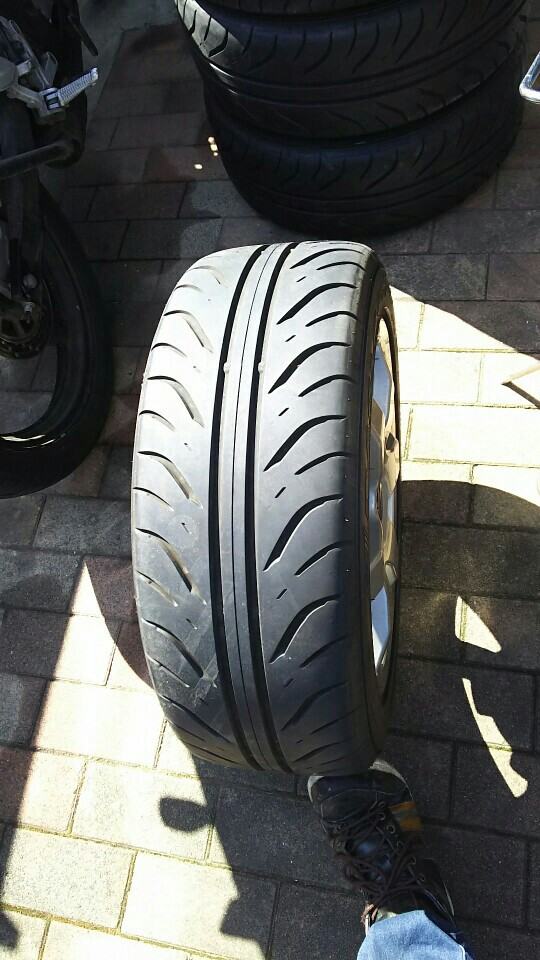GOODYEAR EAGLE RS SPORT 195/50R15