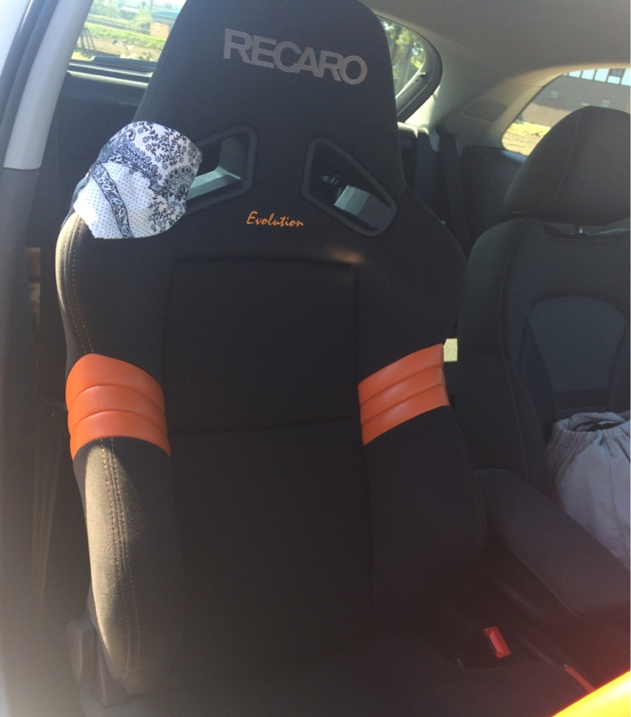 RECARO SR-7 Evolution
