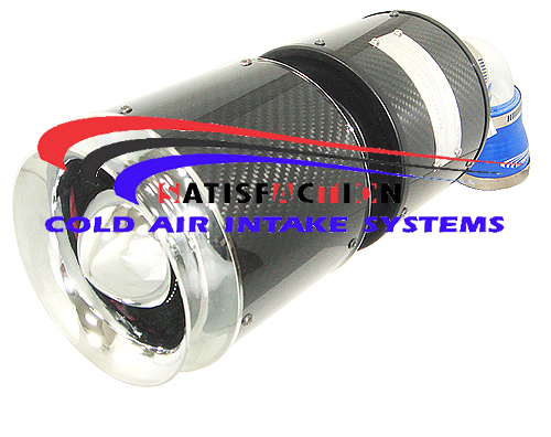 SATISFACTION CARBON CHAMBER AIR INTAKE KIT