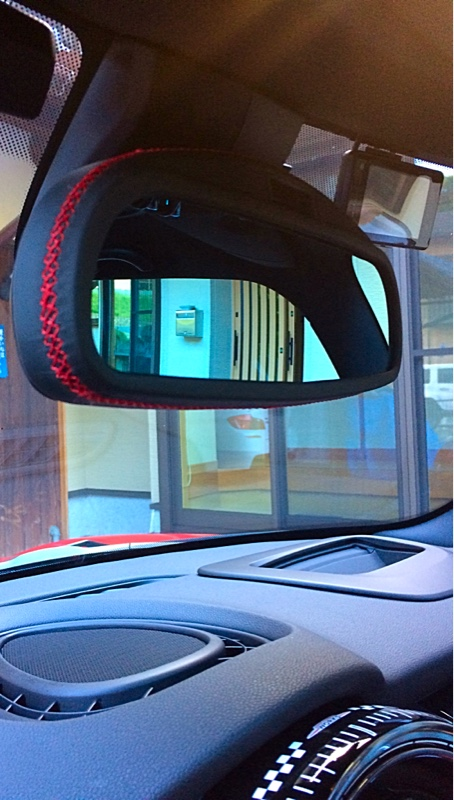 end.cc BMW wide room mirror