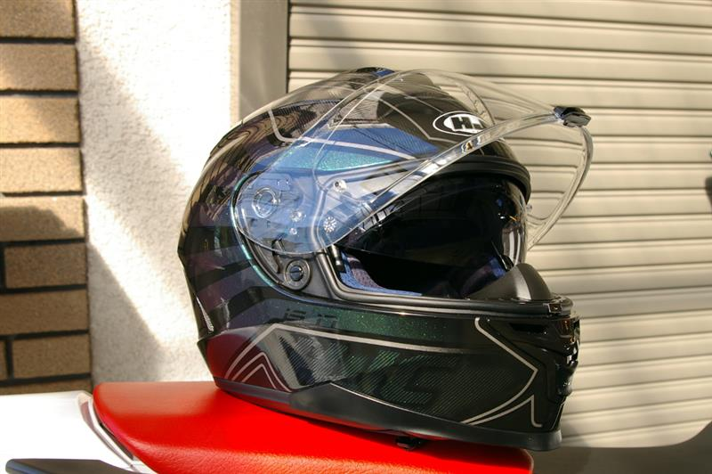HJC HELMETS IS-17 オーディン