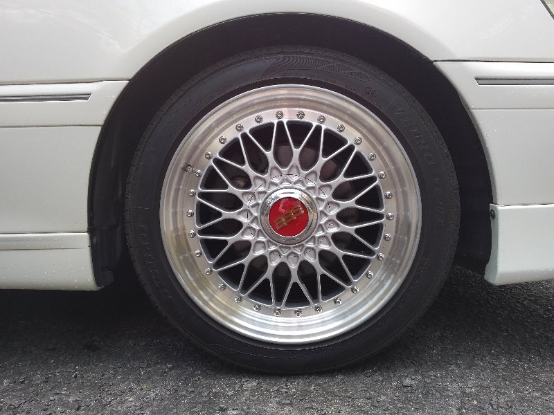 BBS SUPER-RS 17インチ
