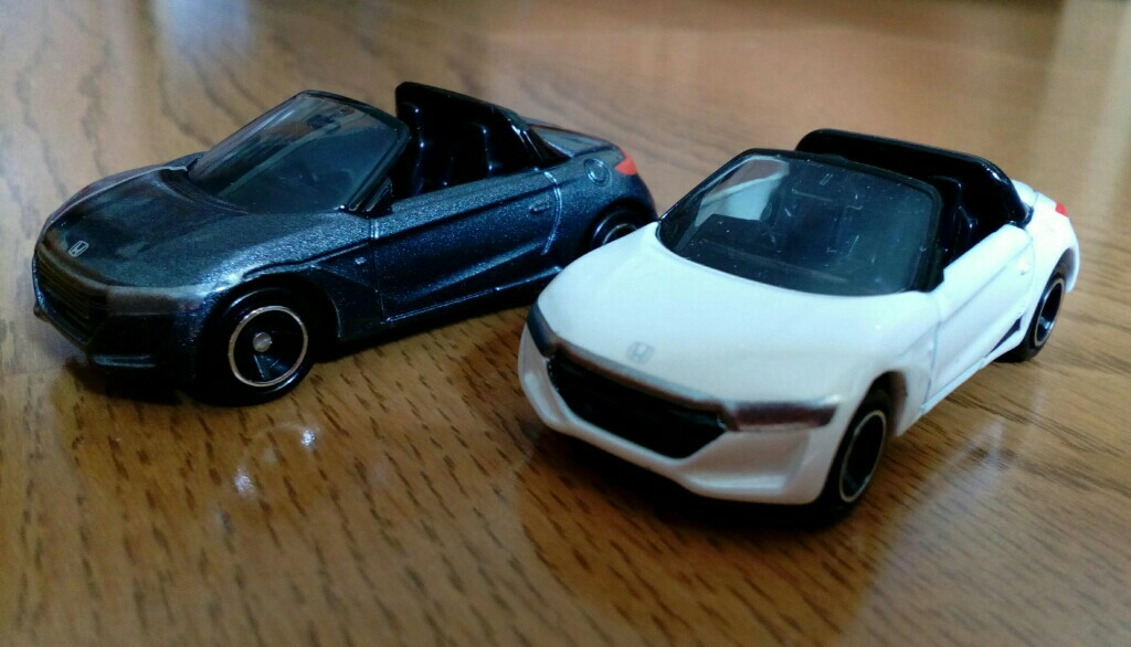 tomica S660