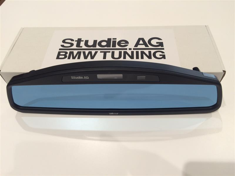 Studie Wide Angle Rear View Mirror
