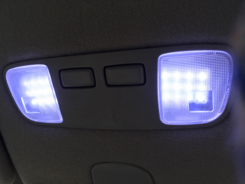 FLUX RIDE爆連 LED ルームランプセット