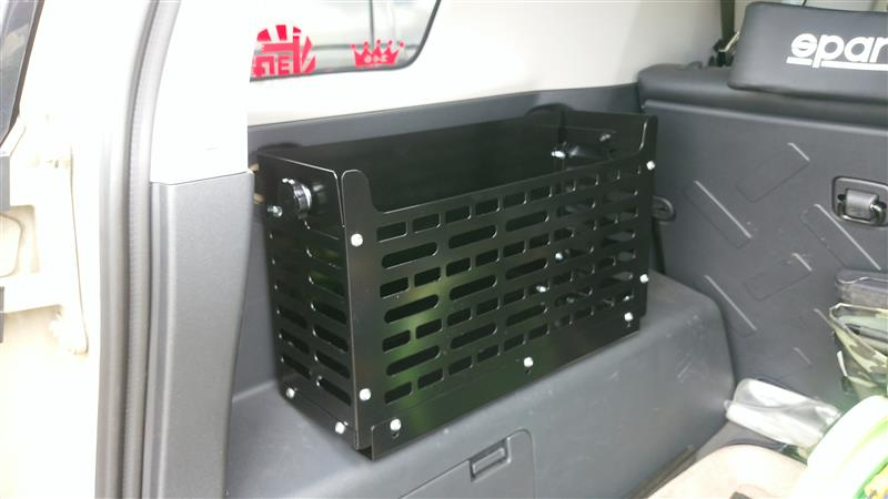 MPAC FJcruiser Side Basket MOLLE Storage