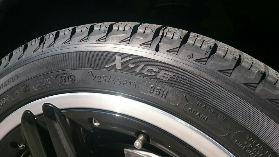 MICHELIN X-ICE XI 3 225/45R18