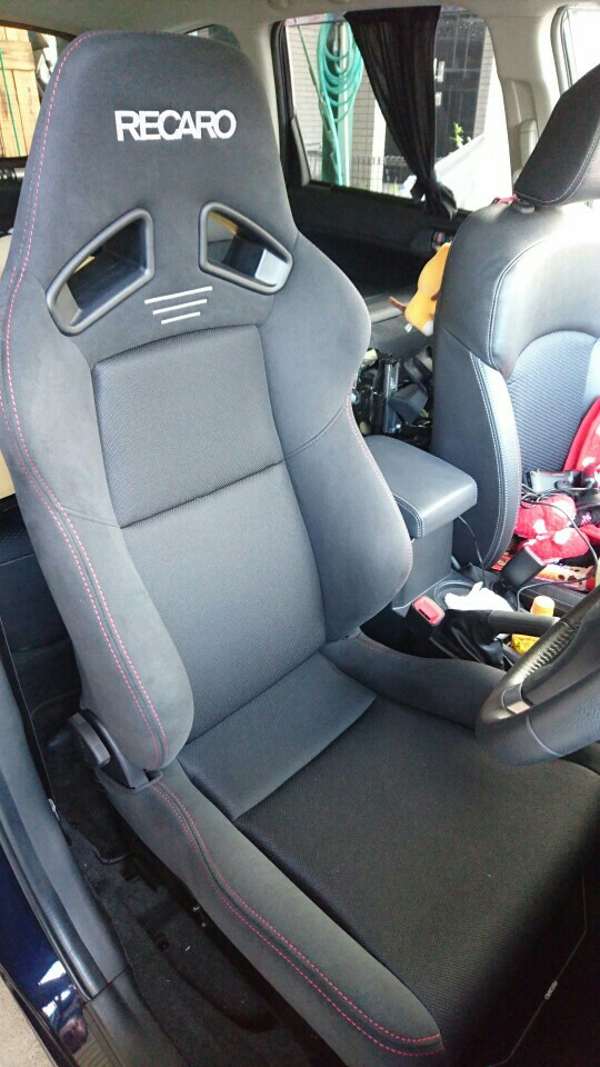 RECARO SR-7F ASM IS11