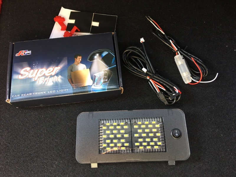 Revier REAR GATE LED LAMP KIT