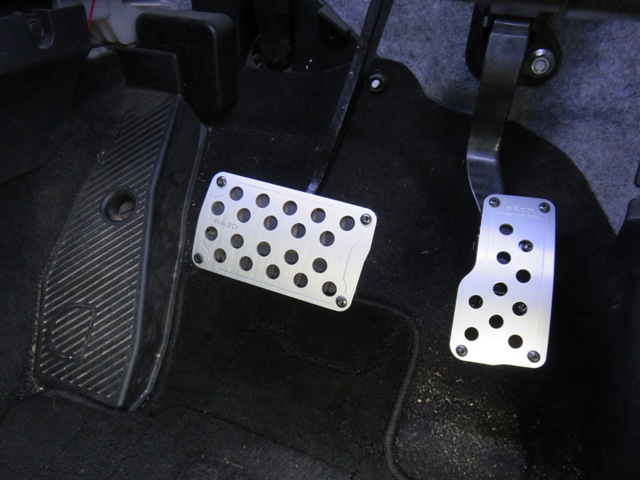 CAR MATE / カーメイト RAZO RAZO SUPER GRIP PEDAL SET