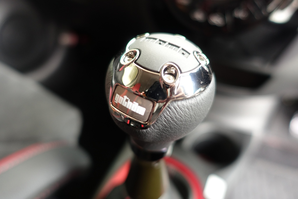 momo Gotham Shift Knob