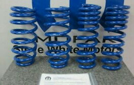 MOPAR Stage1 Lowering Springs