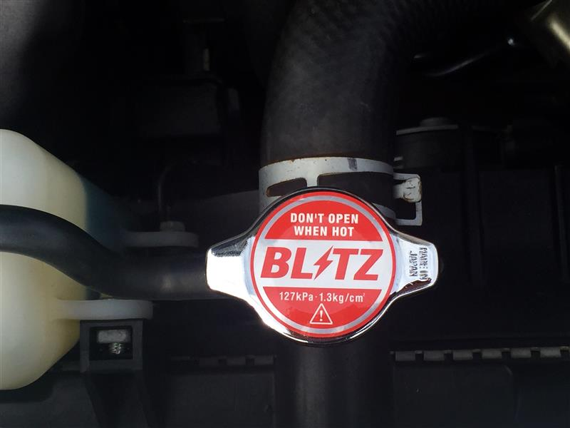 BLITZ RACING RADIATOR CAP TYPE-2
