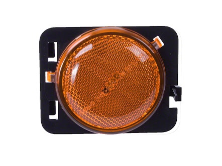Ruggedridge side marker light amber 12401.24