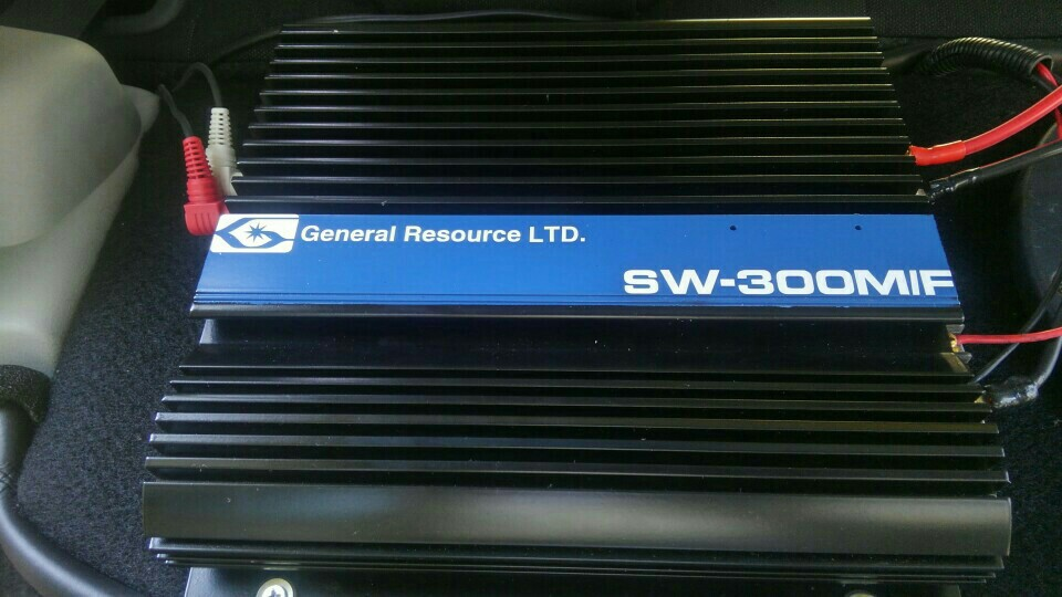 General Resource LTD. SW-300M/F