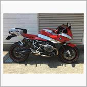puig(プーチ) Engine Spoilers for BMW R1200S