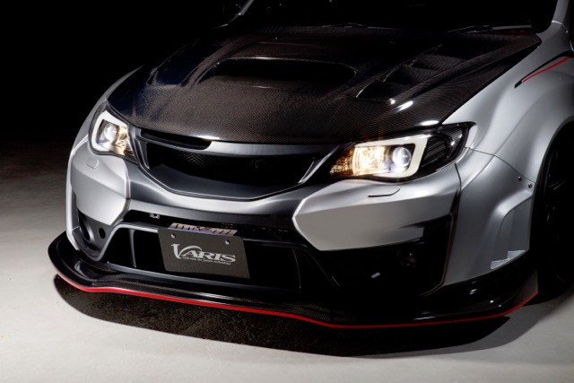 VARIS VARIS LED U-SHAPED HID HEAD LIGHT