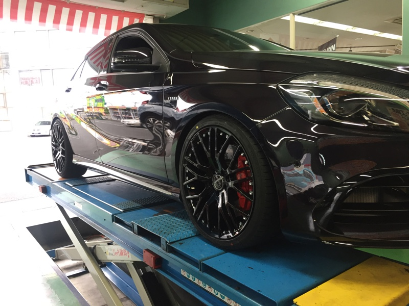 Carlsson 1/10 x Black Edition
