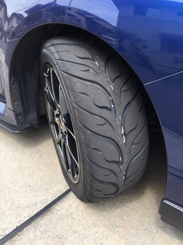 FEDERAL 595RS-RR 225/45ZR17