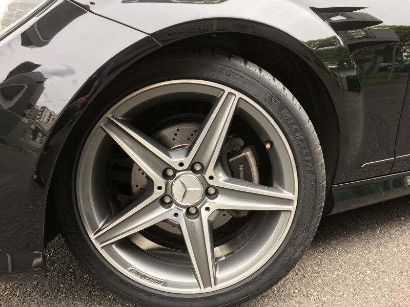 MICHELIN PILOT SPORT 4 255/35ZR18