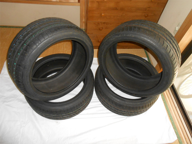 TOYO TIRES PROXES PROXES T1 Sport 245/40ZR19