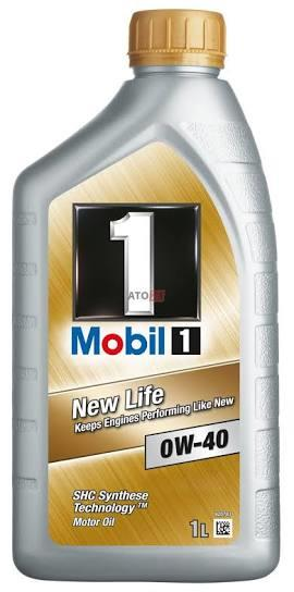 mobil New Life 0w40