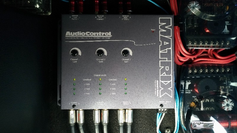 AudioControl OVERDRIVE