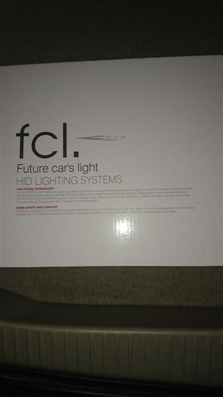 fcl 【fcl.】 55W 純正HIDパワーアップキット(D2/D4対応)
