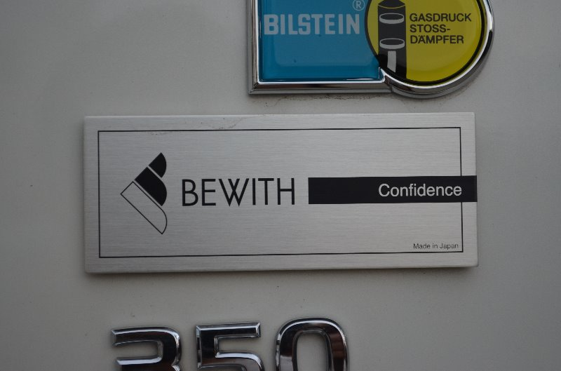 BEWITH エンブレム