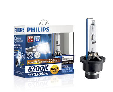PHILIPS X-treme Ultinon HID 6200K D4S/R