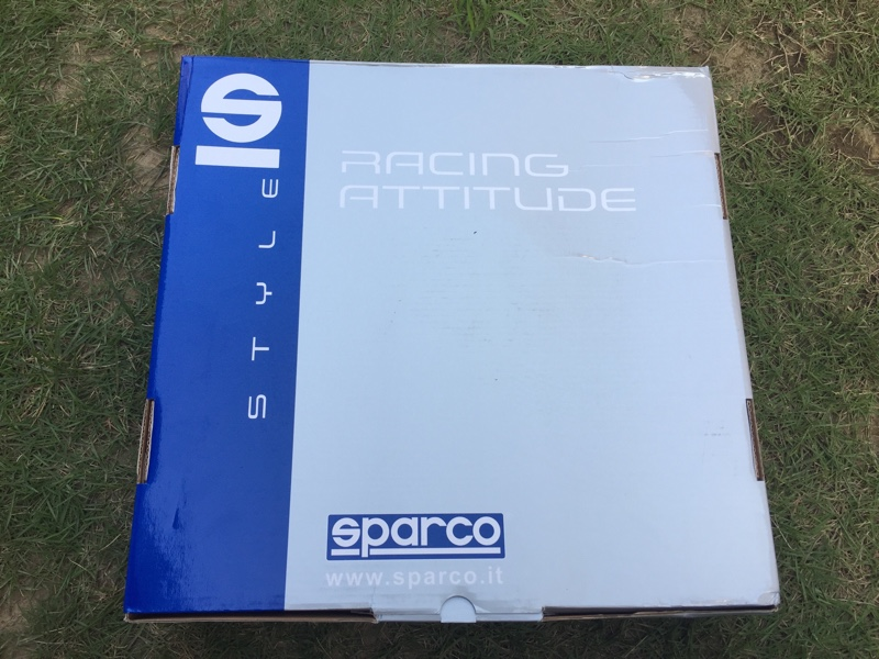 sparco STEERING WHEEL TUNING L275 VELOCE